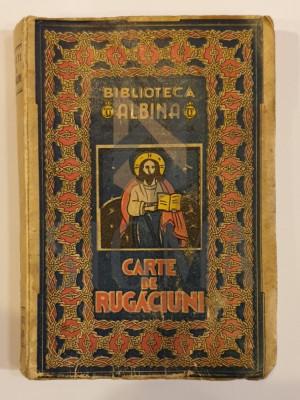 FIRMILIAN - CARTE DE RUGACIUNI pentru tot crestinul, 1937 foto