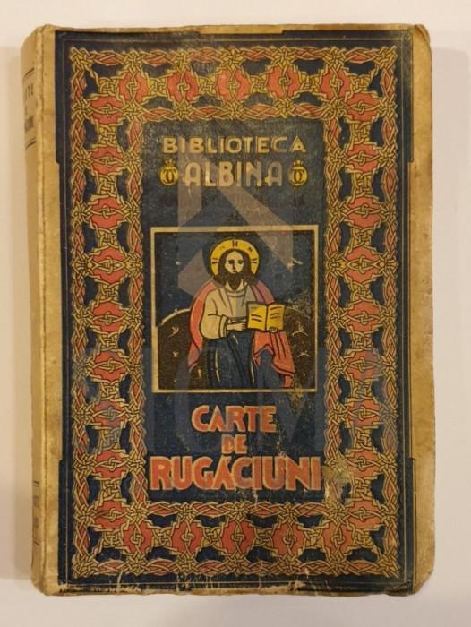 FIRMILIAN - CARTE DE RUGACIUNI pentru tot crestinul, 1937
