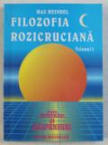 FILOZOFIA ROZICRUCIANA PRIN INTREBARI SI RASPUNSURI VOL. II de MAX HEINDEL , 2003