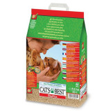 Cat litter clumping - Cats Best Öko Plus 20L