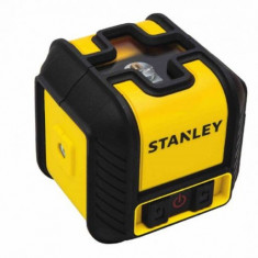 Nivela Laser cu dioda rosie Stanley Cubix STHT77498-1, 12M