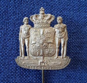 Insigna coroana regala - Danemarca - heraldica