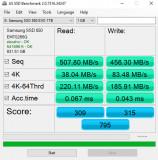 Samsung SSD 850 EVO, 1TB, 1 TB, SATA 3