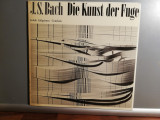 Bach – The Art Of Fugue – 2 LP Set (1969/Ex Libris/RFG) - VINIL/NM+