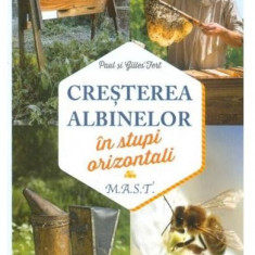 Paul si Gilles Fert - Creșterea albinelor în stupi orizontali