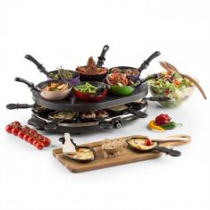 OneConcept Woklette grill 1200 W 6 persoane