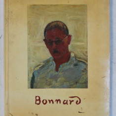 AN EXHIBITION OF WORKS by PIERRE BONNARD , 1978