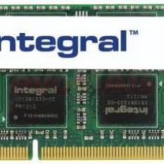 Memorie Laptop Integral SODIMM, DDR3, 1x4GB, 1066 MHz, CL7