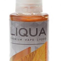 Lichid tigara electronica, LIQUA Traditional Tobacco, 3MG, 30ML e-liquid