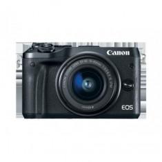 Camera foto canon eos m6 ef-m 15-45mm 24.2mpx obiectiv ef-m