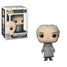 Figurina Pop! Game of Thrones: S8 Daenerys (White Coat)