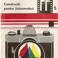 Constructii Pentru Fotoamatori - Leonida Tanasescu