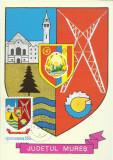 TSV* - MAXIMA MURES - STEMA JUDETULUI HERALDICA `78