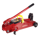 Cumpara ieftin Cric hidraulic tip crocodil Craft Tec, 2 tone, inaltime maxima 140-300 mm