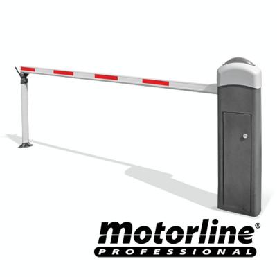 Bariera acces AUTO / 6 m, dreapta - MOTORLINE foto