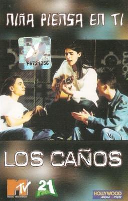 Caset Los Canos-Nina Piensa En Ti, originala foto