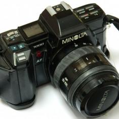 Aparat foto vechi MINOLTA 7000 AF AB 800 JAPAN