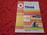 CHIMIE MANUAL PENTRU CLASA A XI-A-SANDA FATU, CORNELIA COSTIN   RM3