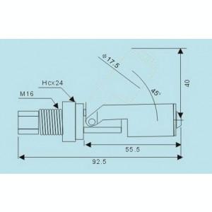 Controler nivel apa cu plutitoare 12V