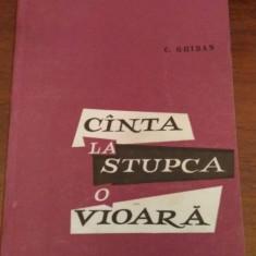 Cinta la Stupca o vioara – C. Ghiban