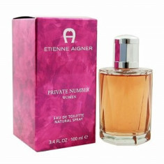 Aigner Private Number Eau de Toilette femei 100 ml
