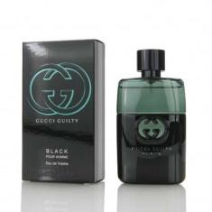 Apa de toaleta Barbati, Gucci Guilty Black, 30ml, 30 ml