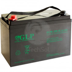 Baterie (acumulator) GEL MPL Power GLPG 100-12, 100Ah, 12V, deep cycle