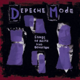 Depeche Mode Songs Of Faith And Devotion remastered (cd)