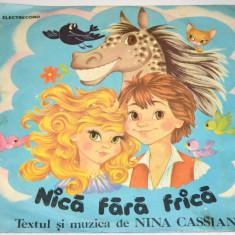 Disc vinil LP - Povesti - Nica fara Frica - Nina Cassian