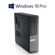 Calculatoare refurbished Dell OptiPlex 3010 DT, i3-3220, Win 10 Pro