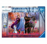 Puzzle Ravensburger Frozen II, 100 piese