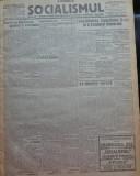 Ziarul Socialismul , Organul Partidului Socialist , nr. 20 / 1920