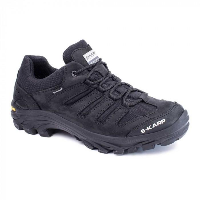 Pantofi Adulti Unisex Outdoor Piele impermeabili S-karp Fun Trekker SympaTex Vibram