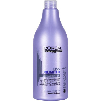 Professionnel Serie Expert Liss Unlimited Smoothing Balsam Unisex 750 ml foto
