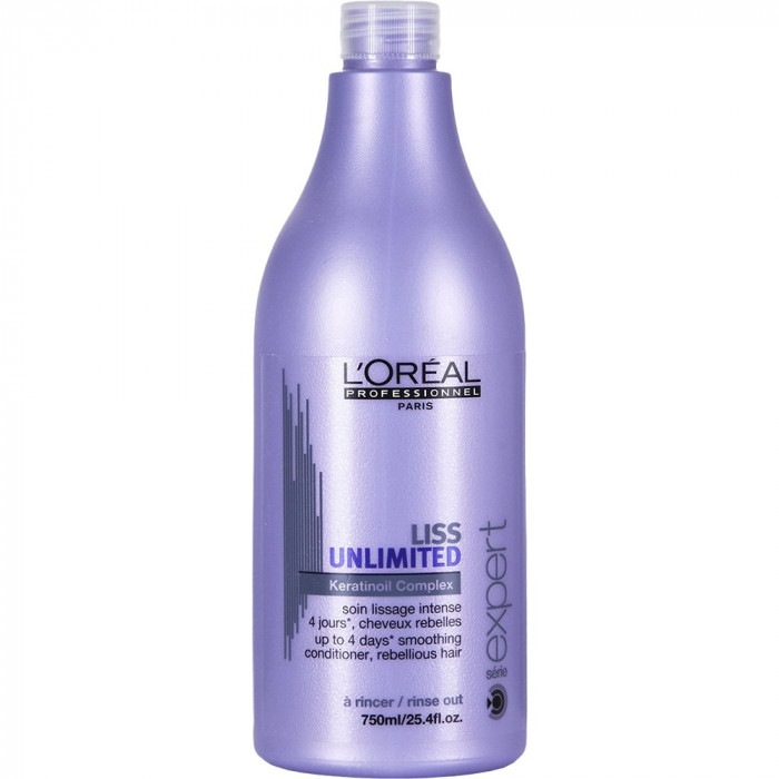Professionnel Serie Expert Liss Unlimited Smoothing Balsam Unisex 750 ml