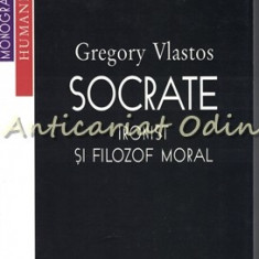 Socrate Ironist Si Filozof Moral - Gregory Vlastos