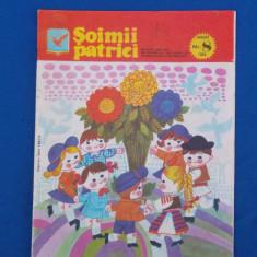 REVISTA SOIMII PATRIEI , NR. 8 / AUGUST , 1980