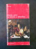 ALOIS RIEGL - ISTORIA ARTEI CA ISTORIE A STILURILOR