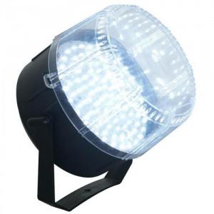 Beamz Efect de lumină Beamz Large LED Stroboscop DJ Party - alb
