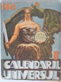 CALENDARUL UNIVERSUL 1945