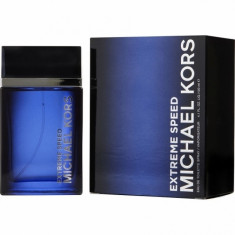 Apa de toaleta Barbati, Michael Kors Extreme Speed, 120ml, Apa de parfum, 120 ml