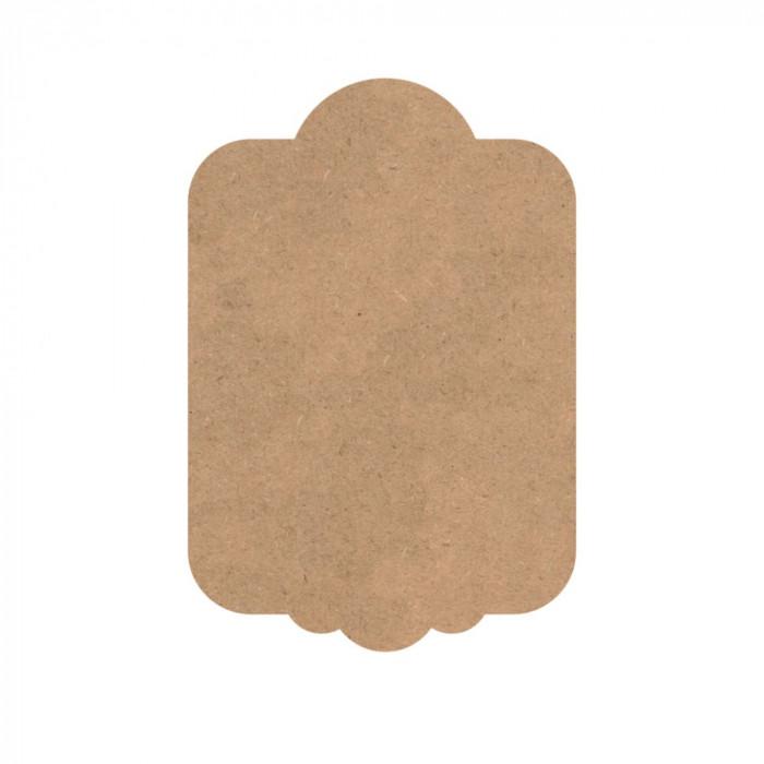 Tablita MDF 40x27x0.4 cm - Carte du Jour L - Blank