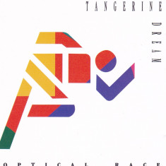 CD Electronic: Tangerine Dream - Optical Race ( 1988 )