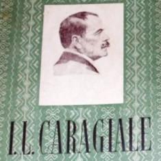 Opere, vol. 1, editia I (Caragiale)