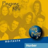 Pingpong Neu 3 2 Audio-CDs zum Lehrbuch - Monika Bovermann, Konstanze Frolich, Manuela Georgiakaki, Gabriele Kopp