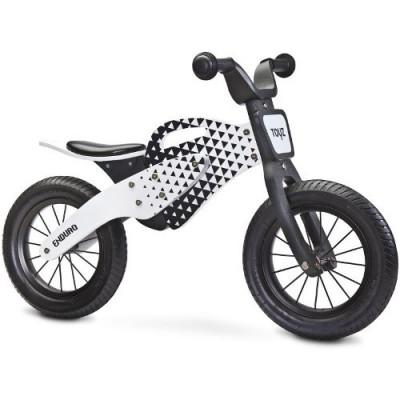 Bicicleta fara Pedale din Lemn Enduro 2018 Grey foto