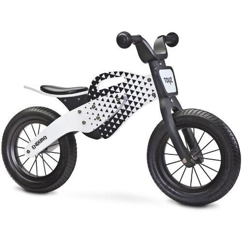 Bicicleta fara Pedale din Lemn Enduro 2018 Grey