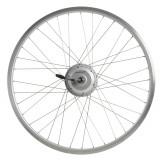 Roată față bicicletă electrică