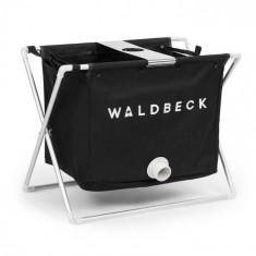 Waldbeck Lakeside Power, aspirator de iazuri, 30 l, filtru cu coș, negru
