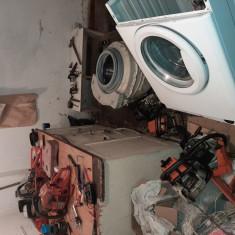 reparatii drujbe,motoare generatoare,masini de spalat in unele cazuri